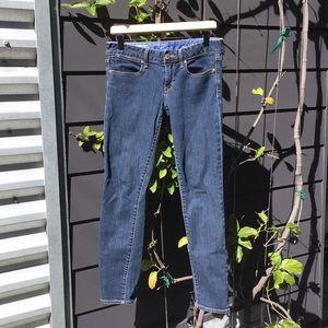 Gap Jeans Always Skinny 28/6 Ankle Dark Wash